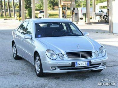 usata Mercedes E280 CDI V6 Avantgarde PELLE TETT