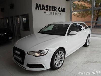 usata Audi A6 Avant 3.0 TDI 204 CV quattro S tronic Business plus
