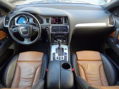 usata Audi Q7 3.0 TDI 240 CV clean diesel quattro tip. Advanced Plus del 2011 usata a Torino