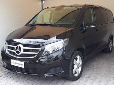 usata Mercedes V220 d Automatic Large