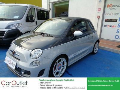 usata Abarth 500C 500C1.4 Turbo T-Jet MTA Custom