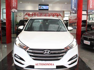 brugt Hyundai Tucson 1.7 CRID 141 CV DCT AUTOMATICA X PO