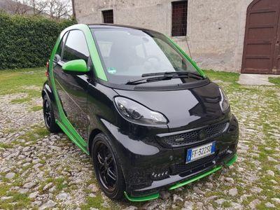 usata Smart ForTwo Electric Drive BRABUS Driver