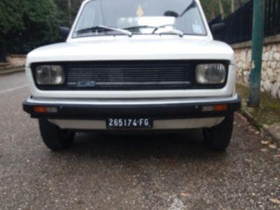 usata Fiat 127 - 1981 uniproprietario
