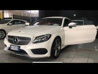 usata Mercedes C220 d Auto 4Matic Coupé Premium Plus