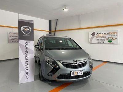 usata Opel Zafira Tourer 1.4 Turbo 140CV Elective