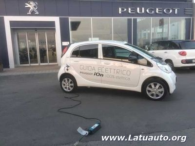 used Peugeot iON Active
