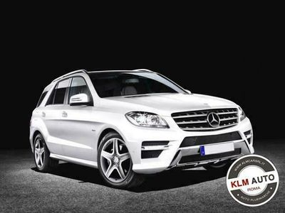 usata Mercedes ML250 BlueTEC 4Matic Sport SPETTACOLARE!!!!ITALIANA rif. 14770822