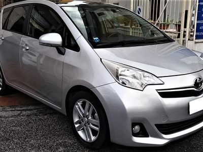 used Toyota Verso-S 1.3 MT Lounge