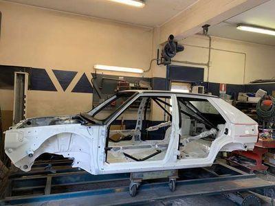 """usata Lancia Delta 4WD GRUPPO N """"SCOCCA"""" ALLESTIMENTO DELL'EPOCA"""