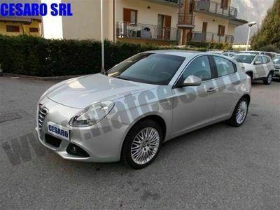 usata Alfa Romeo Giulietta 2.0 JTDM 170cv Distinctive