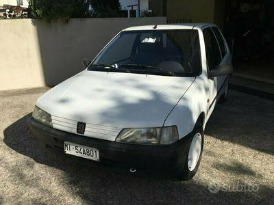usata Peugeot 106 954i cat 3 porte Kid