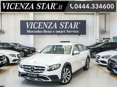 used Mercedes E220 S.W. 4Matic Autom SPORT ALL-TERRAIN