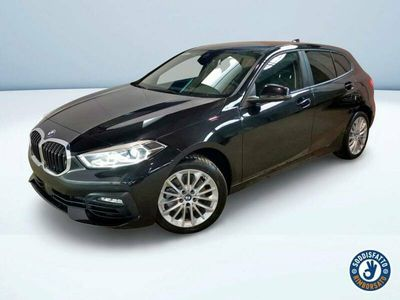 usata BMW 116 serie 1 d 5 porte advantage