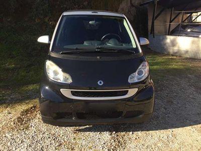 usata Smart ForTwo Cabrio 1000 52 kW MHD passion