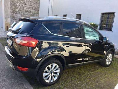usata Ford Kuga 2.0 TDCi 136 CV 4WD Titanium DPF