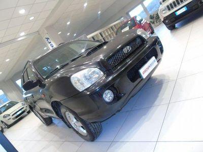 brugt Hyundai Santa Fe 2.0 CRDi TD 4WD GL Plus *SUPER PREZZO *