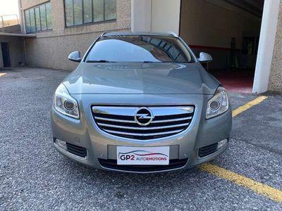 usata Opel Insignia 2.0 Turbo Sports Tourer aut. Cosmo SOLO 78000 KM!!