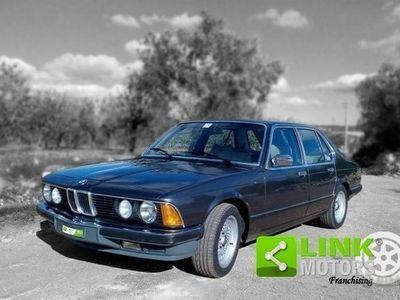 usata BMW 728 Serie 7 i E23 del 1981,Versione rara,
