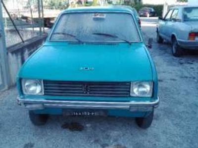 usata Peugeot 104 benzina