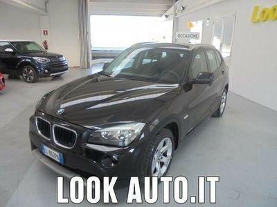 usata BMW X1 20 d - x drive - futura - automatico - navy -