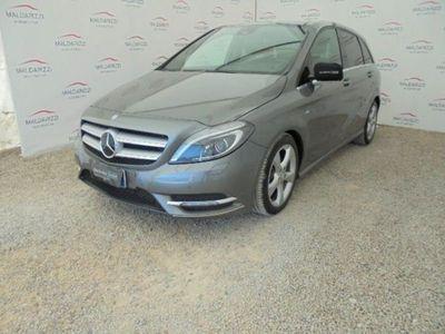 usata Mercedes B200 Classe B Classe B(T246/T242)CDI BlueEFFICIENCY Premium