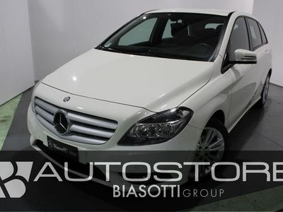 used Mercedes B180 - T246 Diesel cdi Executive auto