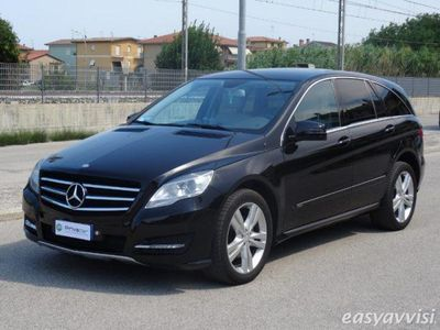 used Mercedes R350 CDI cat 4Matic Sport