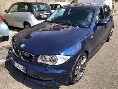 usata BMW 116 Serie 1 (E87) 2.0 116CV cat 5 porte Eletta