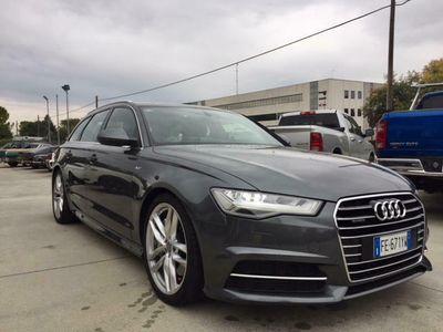 usata Audi A6 a6avant 3.0 tdi quattro biturbo b. plus s line bollo pagato