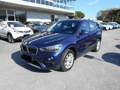 usado BMW X1 18D SDrive Advantage