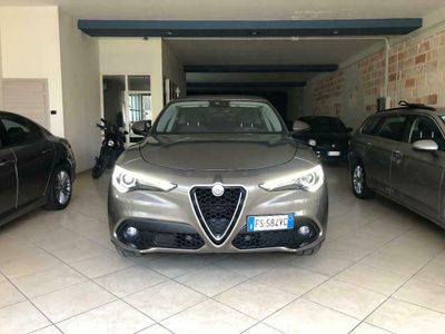 usata Alfa Romeo Stelvio 2.2 Turbodiesel 190 CV AT8 RWD S