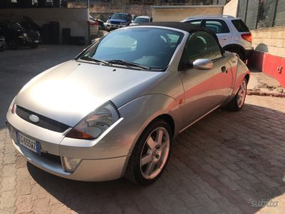 usata Ford StreetKa 1.6 Leather Cabrio 2004