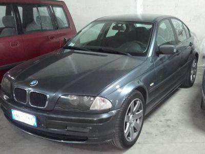 usata BMW 320 Serie 3 d Turbodiesel 4 Porte Usato
