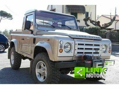 usata Land Rover Defender Pick Up RESTAURATO