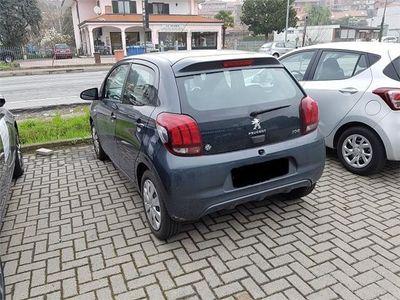 usata Peugeot 108 1.2 VTi 82 CV 5 porte Active