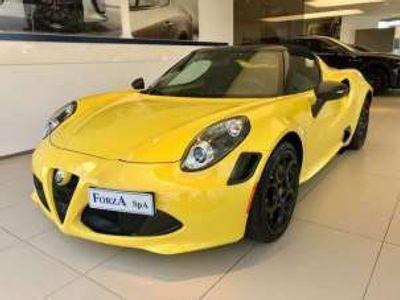 usata Alfa Romeo 4C 1750 TBi Spider Carbon Lim. Edition 40 Esemplari Benzina