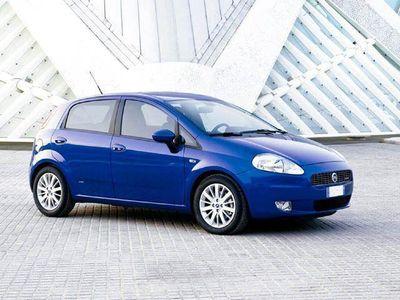 usata Fiat Grande Punto 1.3 MJT 75 CV 5 porte Dynamic del 2007 usata a Conegliano