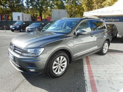 usata VW Tiguan 2.0 TDI SCR Business BlueMotion T
