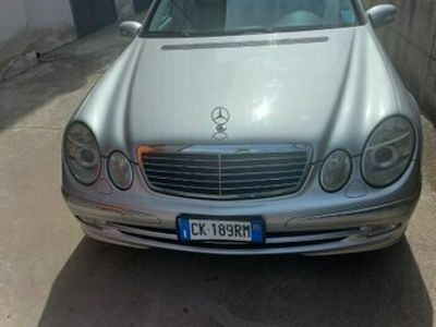 usata Mercedes E270 Classe