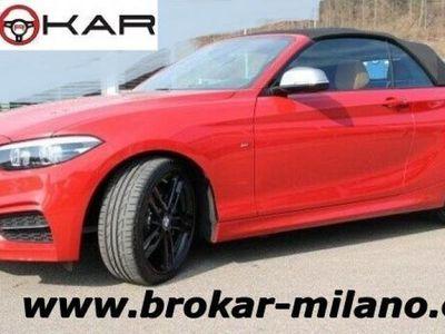 used BMW M240 240Cabrio - Rossa cerchi neri