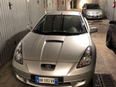 brugt Toyota Celica 143cv