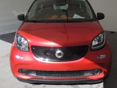 brugt Smart ForFour 0.9 turbo passion 90cv twinamic