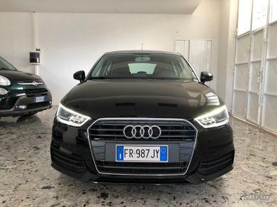 brugt Audi A1 SPB 1.6 TDI 116 CV Metal plus-2018