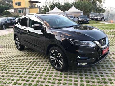 usata Nissan Qashqai 1.3 DIG-T 140 CV N-Connecta
