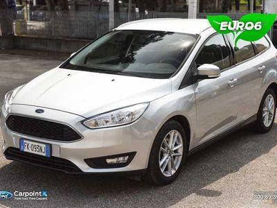 gebraucht Ford Focus SW 1.5 tdci Business s&s 120cv