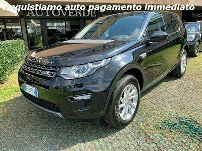 usata Land Rover Discovery Sport 2.0 td4 180cv auto hse uniproprietario iva