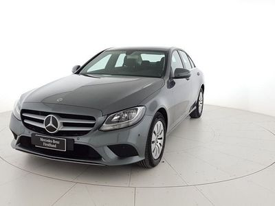 usata Mercedes C220 Classe Cd Automatic Executive