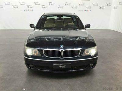 usata BMW 730 d Eccelsa auto