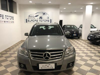 gebraucht Mercedes GLK220 CDI 4Matic BlueEFFICIENCY